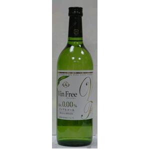 ノンアルコールワイン ヴァンフリー 白