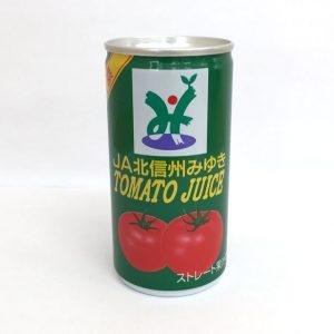 JA北信州みゆき 有塩トマトジュース