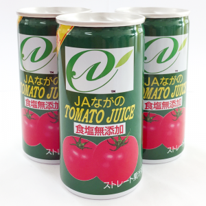 JAながの 食塩無添加トマトジュース